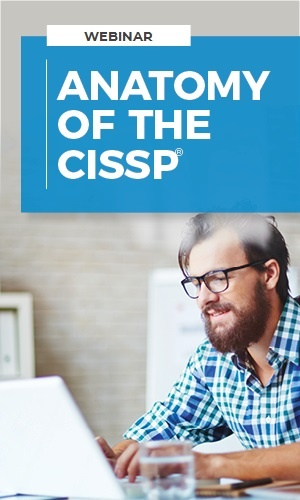 ANATOMY OF THE CISSP WEBINAR