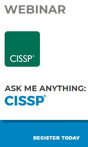 Ask Me Anything: CISSP Webinar